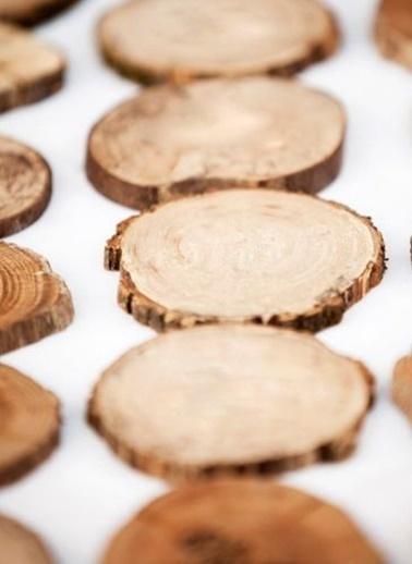 Rustik Ağaç Dilimi-Oldwooddesign